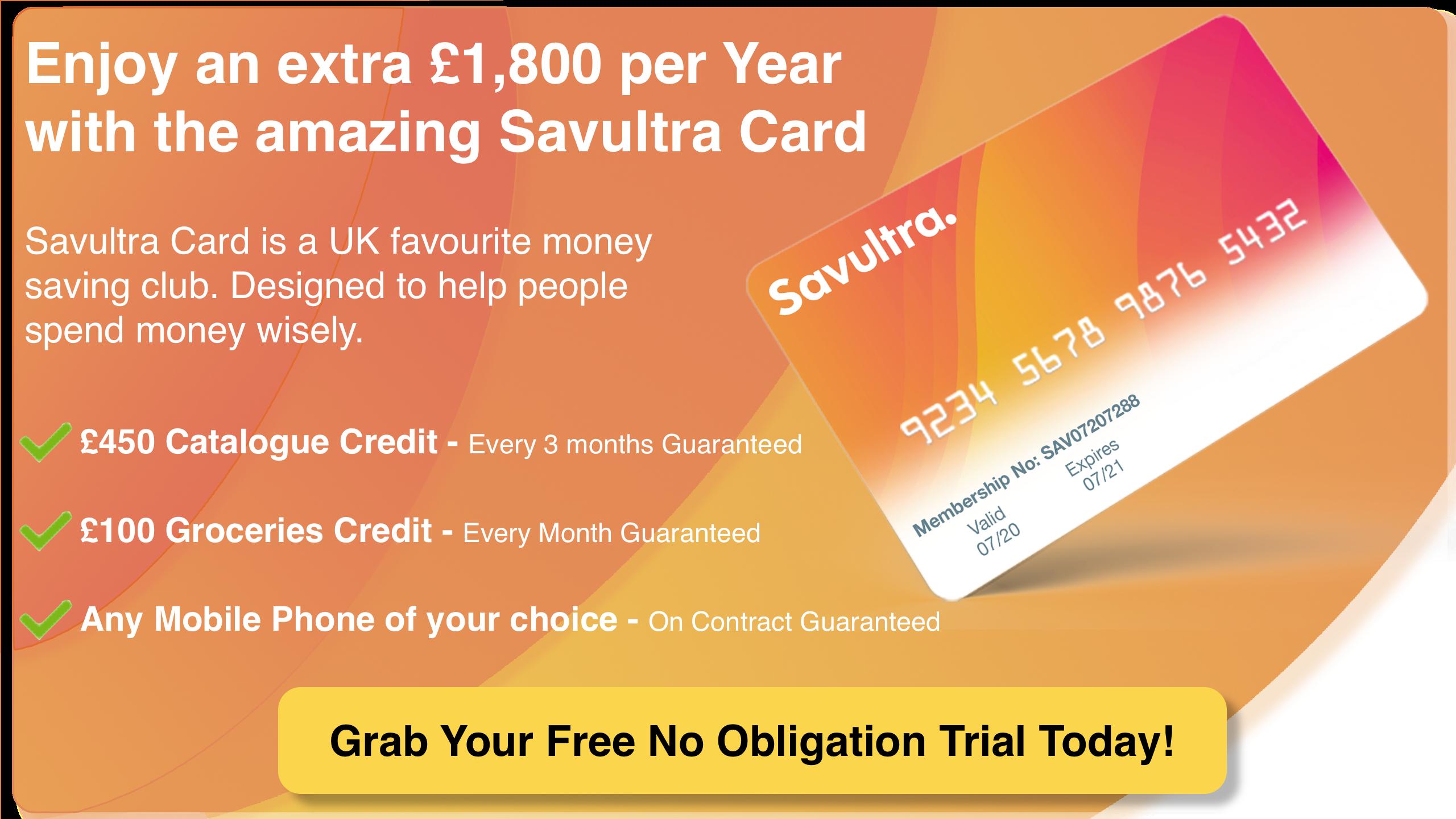 Savultra Card